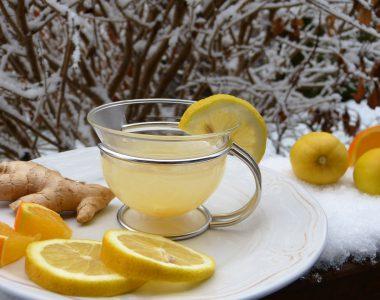 jus de citron régime
