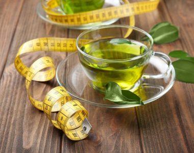 Mincir avec le thé vert